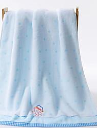 Банное полотенце,Узор в горошек Высокое качество 100% хлопок Полотенце