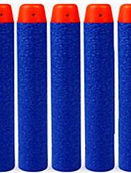 Jin скорость игрушка аксессуары мягкая пуля пистолет соответствующие игрушечные пушки eva элитный выстрел многоцветный опционально можно