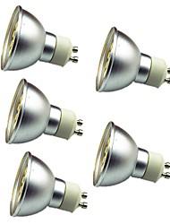 3W LED Spot Lampen 30 SMD 5050 280 lm Warmes Weiß Kühles Weiß Dekorativ AC 12 V 5 Stück GU10