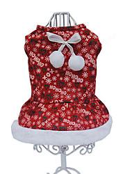 Chien Robe Vêtements pour Chien Noël Noël
