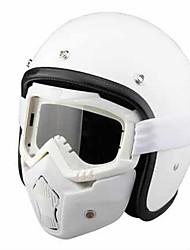 Nenki 610  Motorcycle Helmet Men'S Motorcycle Locomotive Helmet Four Seasons Electric Car Half Helmet Woman
