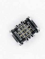5050 4pin rgb водонепроницаемый клей светодиодный разъем для ламп - пряжка подключения с бегемотами с обеих сторон