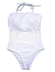 Da donna All'americana Bikini Solidi