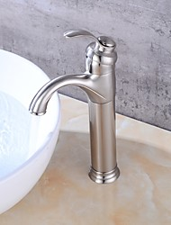 One Hole Bathroom Sink Faucet