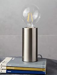 5 Moderno / Contemporáneo Lámpara de Mesa , Característica para Novedades , con Níquel Pulido Utilizar Interruptor On/Off Cambiar