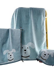 Bath Towel Set,Animal High Quality 100% Cotton Towel