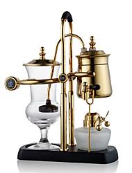 Diguo f2013a siphon kaffemaskin alkohol lampe belgiske potten