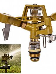 8505 ligas de zinco conector controlável cobre roteiro balancim bocal de pulverizador de água irrigação de jardim sistema de extinção de