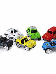 SUV Véhicule Jouets de voiture 1:64 Plastique Carbone en alliage d'aluminium