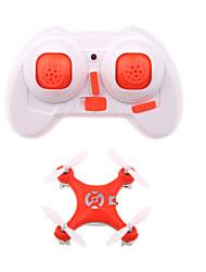Dron CX10 4 Canales 6 Ejes - Iluminación LED Retorno Con Un Botón Vuelo Invertido De 360 GradosQuadcopter RC Mando A Distancia Cable USB