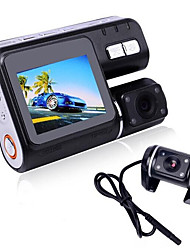 002 1080p 120 Angle  Car DVR  2.7 inch Screen Dash Cam Night Vision