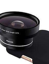 Объективы для смартфонов xihama 0.45x широкоугольный 12.5x макросъемка для глаз для ipad iphone huawei xiaomi samsung