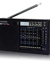 6170 Портативный радиоприемник МР3 плеер TF карта