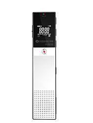 HBNKH H-R610 Digital Voice Recorder Professional Mini HD Remote Noise Reduction 64GB