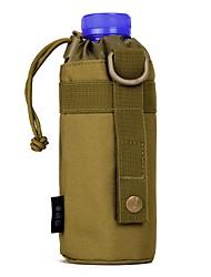 1 L Фляга / мешок для воды Охота Рыбалка Пешеходный туризм Быстровысыхающий С защитой от ветра Пригодно для носки Ткань Нейлон