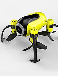 Drone i150hw 4 Canaux 6 Axes Avec l'appareil photo 0.3MP HD Tenue de hauteur WIFI FPV Retour Automatique Auto-Décollage Accès En Temps