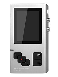 mp3Player32GB 3.5mm Jack SD Kort 64GBdigital music playerKnapp