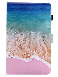para la cubierta del caso la carpeta del sostenedor de la tarjeta con el soporte flip el patrón magnético el caso completo del cuerpo el