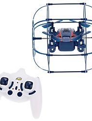 Drone 370 Canal 4 6 Eixos Iluminação De LED Modo Espelho Inteligente Vôo Invertido 360° Quadcóptero RC Controle Remoto Cabo USB 1 Bateria