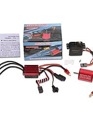 S2430 Двигатели и моторы RC Автомобили / Багги / Грузовые автомобили Алюминиевый сплав
