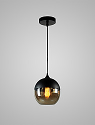 Simple creative Style/Modern Style/Glass Lamp/Lodge Nature Inspired Chic & Modern Country Traditional/Living Room Lights and Coffee Shop