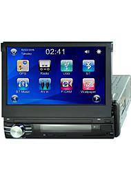 rungrace 7inch 1din sistema universal de las multimedias del coche con gps / bluetooth / radio rl-102dgn05