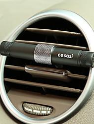 purgeur d'air de voiture air conditionné de titane matériel purificateur d'air automobile