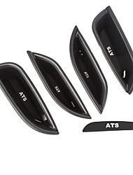 Задняя боковая дверь Передняя дверь автомобиля Органайзеры для авто Назначение Cadillac Все года ATSL Пластик