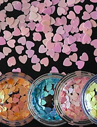4 Manucure Dé oration strass Perles Maquillage cosmétique Nail Art Design