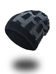 Unisex Autunno Inverno Acrilico Cappelli Motivo Casual Moderno Tenere al caldo Maglia Toque floscio A falda larga Cappello di lana,Solidi
