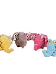 Key Chain Cotton Elephant