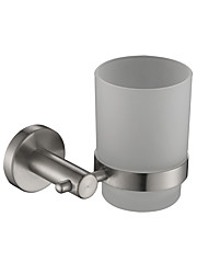 Toothbrush Holder / Brushed Stainless