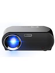 LCD WXGA (1280x800) Proyector,LED 3500 Alta Definición Profesional 4K Proyector