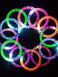 3pcs флуоресцентная палочка / электронный светодиодный браслет / светоизлучающий браслет