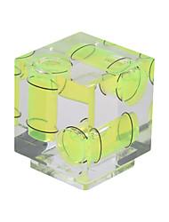 andoer 3 оси 3-мерная камера дух пузырь уровень баланса горячая башмак для canon nikon panosonic olympus sony mi dslr фотография
