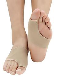 1pair hallux valgus bunion latéral gel en silicone pied pied grand ajuteur de pied des os