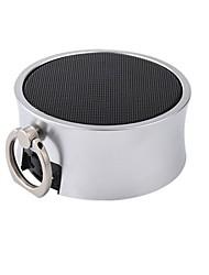 Мини На открытом воздухе Bluetooth Bluetooth 4.0 3,5 мм Золотой Черный Серебряный
