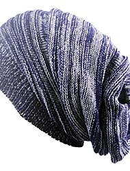 Для взрослых Шапки Широкополая шляпа,Весна/осень Зима Акрил Однотонный Чистый цвет