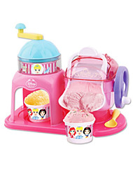 Kitchen Plastic Shell Ice Cream Makers