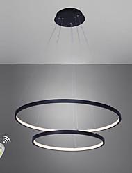 Lampe suspendue ,  Contemporain Peintures Fonctionnalité for LED MétalSalle de séjour Salle à manger Bureau/Bureau de maison chambre