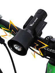 Luzes de Bicicleta Iluminação Luz Frontal para Bicicleta LED LED Ciclismo Portátil Profissional Ajustável Alta qualidade Á Prova-de-Água