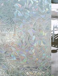 Геометрические линии Стикер на окна,ПВХ/винил материал окно Украшение