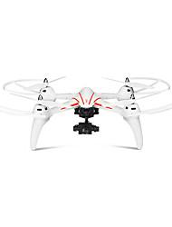 Drone WL Toys Q696-D Canal 4 Com Câmera HD de 5.0MP Forward / Backward Iluminação De LED Modo Espelho Inteligente Vôo Invertido 360°