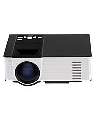 LCD WVGA (800x480) Projecteur,LED 1500 Haute Définition Entreprise Extérieur Indicateur LED Bluetooth MP3 Bluetooth Intégré Contrôle du