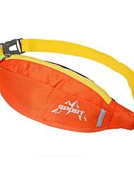 1.5 L Поясные сумки Нагрудная сумка Велосипедный спорт Пешеходный туризм Походы Бег Фитнес Быстровысыхающий Пригодно для носки