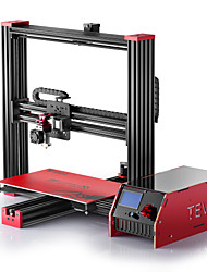 TEVO Black Widow 3D Printer Auto Leveling Bed with BLTouch Sensor 370*250*300mm FREE SSR mosfet