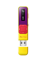 MP3Player8GB Jack da 3,5 mm Pulsante