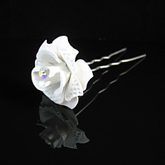 Women's Flower Girl's Alloy Paper Headpiece-Wedding Special Occasion Casual Outdoor Hair Pin