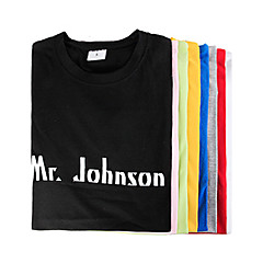 "Personalized ""MR.""T-shirt"