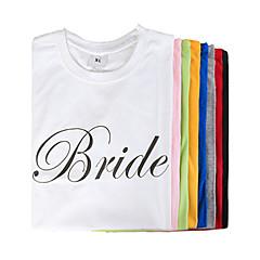Noiva Presentes Piece / Set Vestuário Glamorouso Clássico Moderno Casamento 100% Algodão Não-personalizado VestuárioVermelho Branco Azul